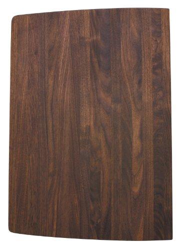 Blanco 222591 Wood Cutting Board, Fits Performa Silgranit II Super Single Bowl, Walnut