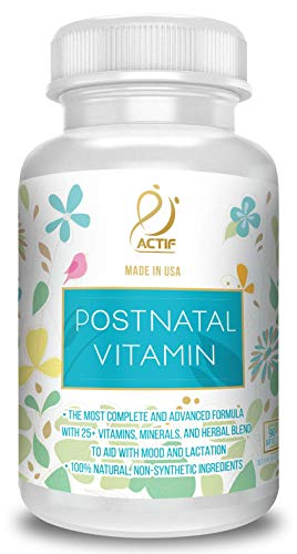 Actif Organic Postnatal Vitamin