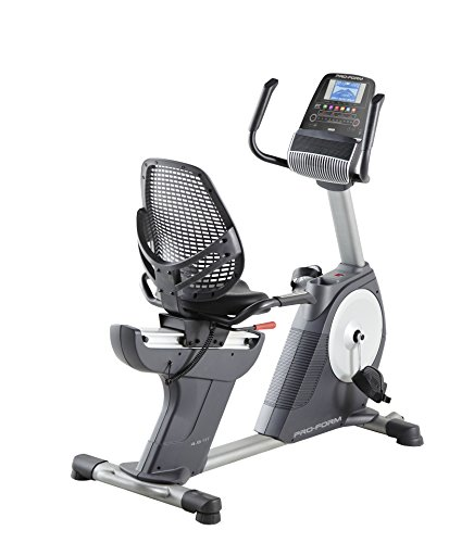 ProForm 4.0 RT Recumbent Bike ICON Health and Fitness