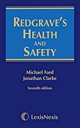 Redgrave's Health and Safety by Michael Ford (2010-09-25)
