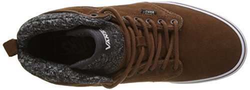 Mte Atwood Sneaker Hi Marrone Emperador mte asphalt Vans Uomo EAqOvxwPP