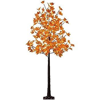 Lightshare 5.5 Feet Maple Tree With 120 Warm White Lights