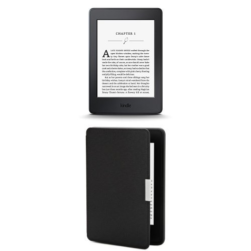 Kindle Paperwhite High Resolution Display Built