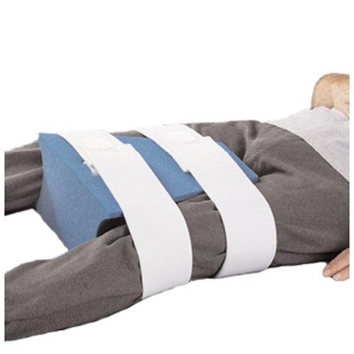 Rolyan 73933 Vinyl Ctd Abduction Pillow, Large