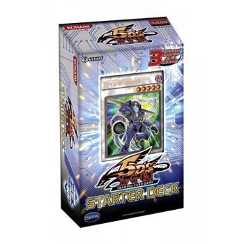 YuGiOh 5D's 2008 Starter Deck English