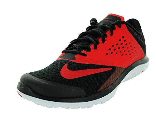 FS Red Nike Lite II University Trainer Athletic Men's Black PUBq5wz