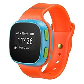 Alcatel Move Time SW10 Blue/Red Track&Talk Watch + Tarjeta 5 GB y 15 Minutos