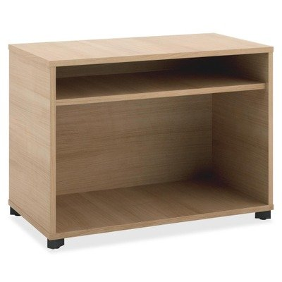basyx by HON Manage File Center 2 Open Shelves, 30-Inch, Wheat