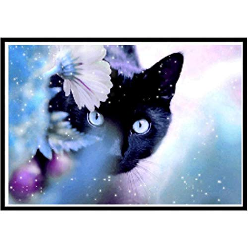 Susens DIY 5D Diamond Painting Kits Diamond Cross Stitch Kits Arts Craft for Adults or Kids Canvas Wall Decor