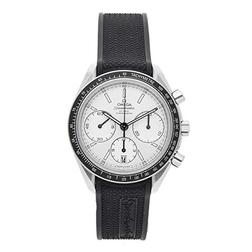 Omega Speedmaster Mechanical (Automatic) Silver Dial Mens Watch 326.32.40.50.02.001 (Certified ()