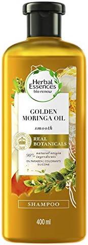 Shampoo Herbal Essences Bio: Renew Golden Óleo De Moringa 400Ml, Herbal Essences