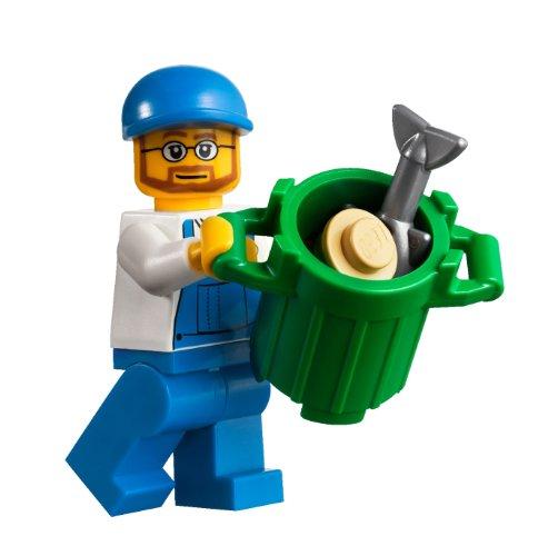 Amazon.com: LEGO City Garbage Truck - 4432.: Toys & Games