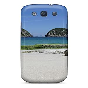 Snap-on Praia Do Farol Case Cover Skin Compatible With Galaxy S3
