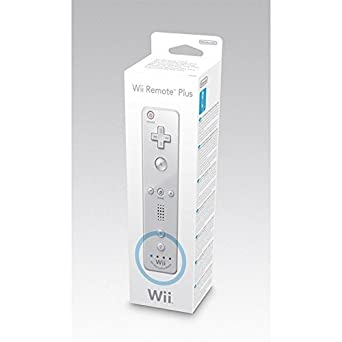 100% high quality utterly stylish incredible prices Manette / Remote Wii ou Wii U motion plus inside: Amazon.fr ...