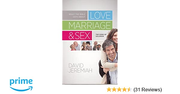 David jerimah sex in marriage