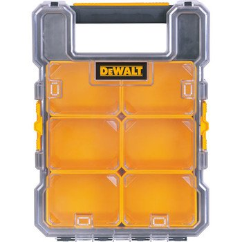 DeWalt DWST14740 6-Compartment Deep Pro Part/Tool Organizer