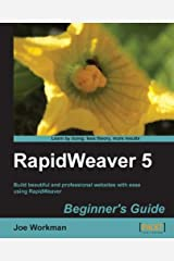RapidWeaver 5 Beginner's Guide Kindle Edition