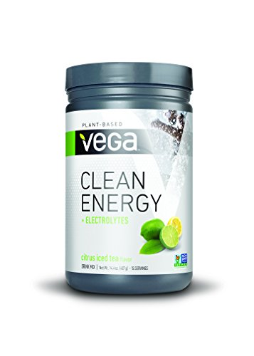 Tea Las Vegas (Vega Clean Energy US Citrus Iced Tea (14.4 oz))
