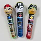 Ddi - Pirate Flash Pop Candy (1 pack of 96 items)