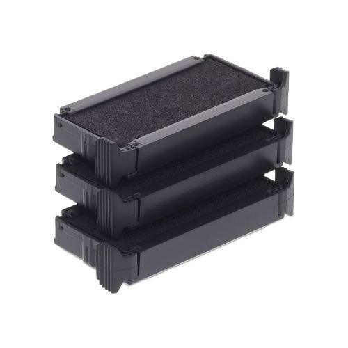 200 Ideal Ink (4913 Replacement Pad Black 3 Pack)