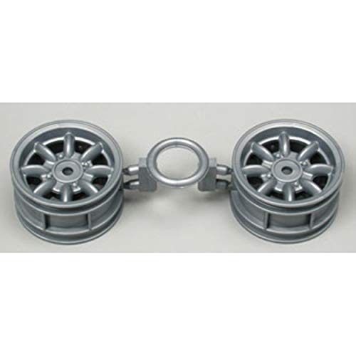Tamiya 50569 Mini Cooper Spare Wheel Set (2pcs) - Rc Car Spares