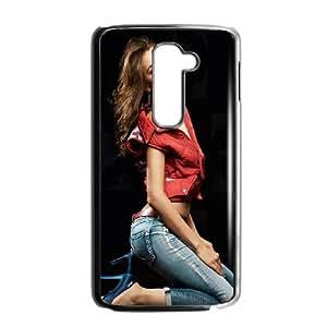 Irina Sheik LG G2 Cell Phone Case Black phone component AU_598947
