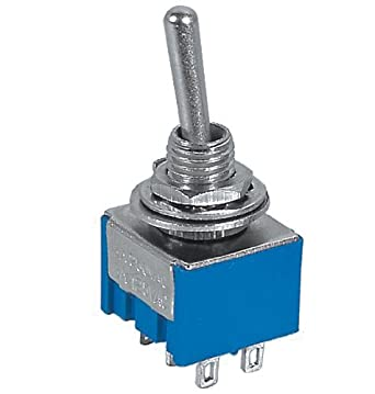 Parts Express SPDT Mini Toggle Switch Center Off