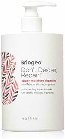 Briogeo Don't Despair, Repair Super Moisture Shampoo, 16 Ounces