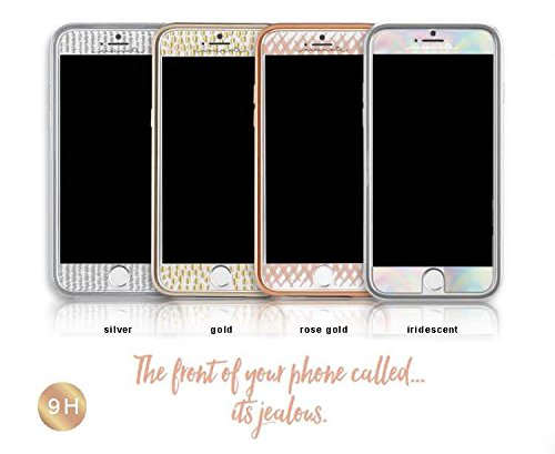 sports shoes 7adcb bcde4 Case-Mate Gilded Glass Screen Protector for iPhone 6: Amazon.in ...
