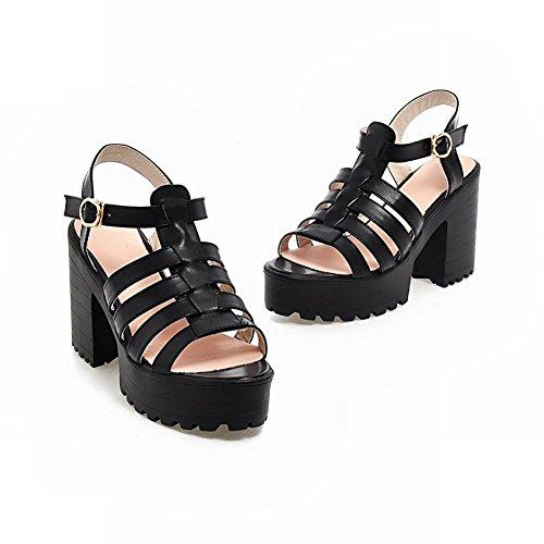 Chic Boucle Douce Femmes Mode Carol Chaussures Été Élégance P0O8nwkX
