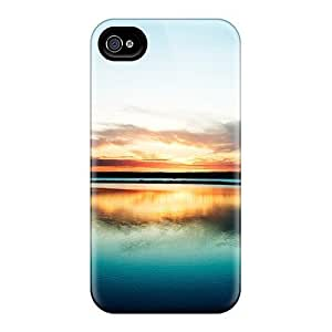 TYH - New Cute Funny Harbour Sunset Case Cover/ Iphone 5/5s Case Cover phone case