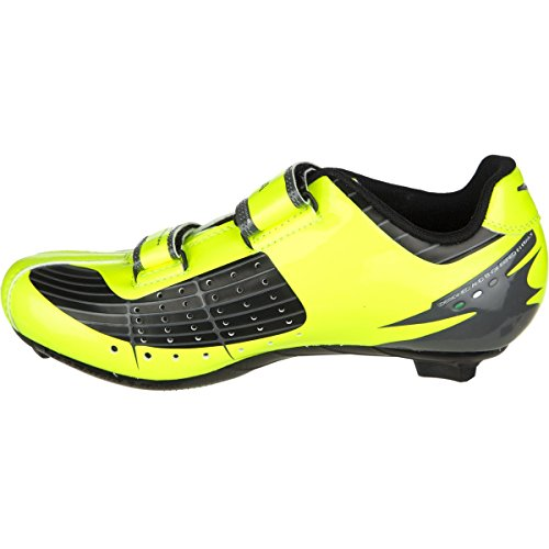 Diadora Phantom Jr Shoes - Kids' Black/Yellow Fluo DD/White, 36.0 - Men's