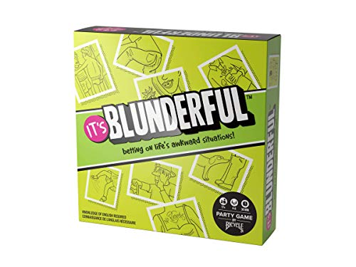 Bicycle Its Blunderful - A Party Game About Lifes Awkward Situations