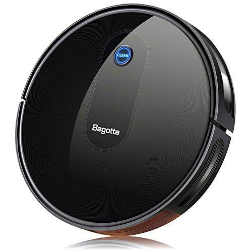 "Robot Vacuum, 2.7"" Slim Robotic Vacuum Cleaner With Self-Charging 1500PA & Quiet, 6 Cleaning Modes, Daily Schedule Cleaning for Pet Hair, Carpet, Hardwood Floors, Tile"