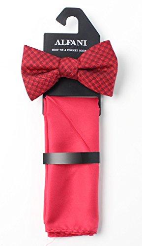 Alfani Spectrum Bow Tie & Pocket Square Set -