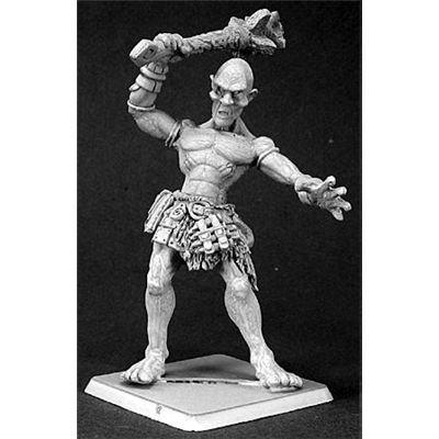 Reaper Miniatures 3270 - Dunkle Legenden: Steinriesen-Krieger (unbemalt)