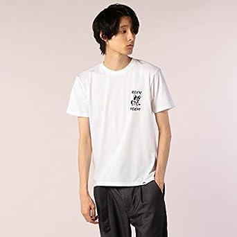 Amazon.co.jp: フレディ&グロスター レディース(FREDY\u0026GLOSTER) ワンポイントROCK POCHI Tシャツ 服& ファッション小物