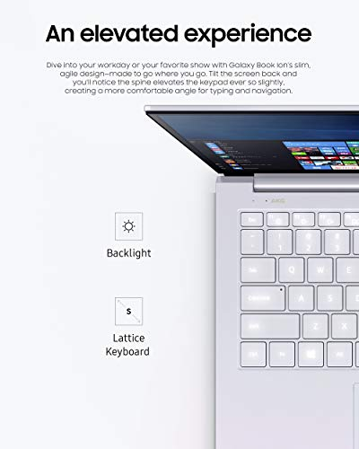 """Samsung Galaxy Book Ion 13.3"""" Laptop
