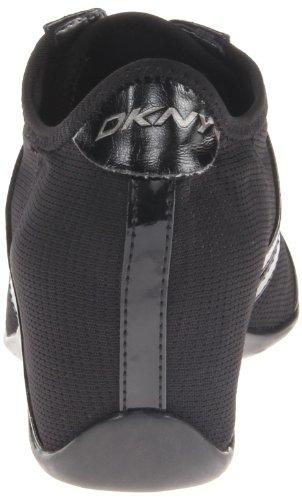 ea191539252 DKNY ACTIVE Women s Paige Wedge Sneaker (Black Mesh 6.0 M) - Buy ...