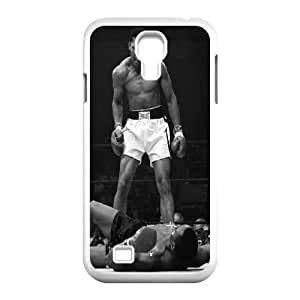ZK-SXH - Muhammad Ali Personalized Phone Case for SamSung Galaxy S4 I9500,Muhammad Ali Customized Cover Case