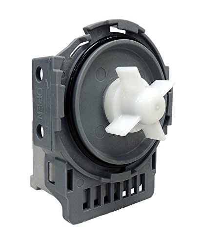 Supco DW0005A Dishwasher Drain Pump Replaces DD31-00005A, DMT800RHW, DMT400, DMT300, DMR78A, DMR77, DMR57 by Supco