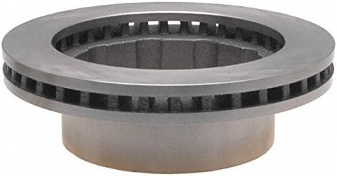 ACDelco 18A230A Advantage Non-Coated Front Disc Brake Rotor