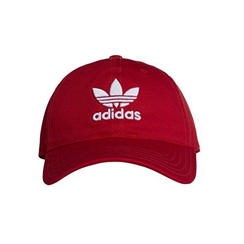 Gorra Cap Red Collegiate White Hombre de Trefoil adidas Tenis ZgqCpx