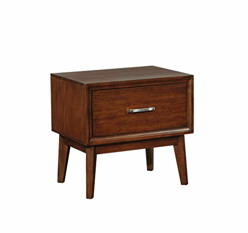 Coaster 204442-CO Nightstand, Dark Mango