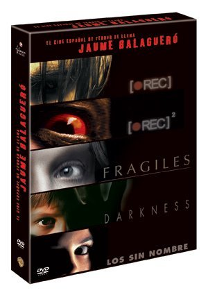Jaume Balaguer Collection [Rec] / [Rec] 2 / Frgiles / Darkness / Los sin nombre ) (Rec / Rec 2 / Fragile / D [Region 2] by Richard Roxburgh