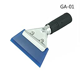 7MO Car Vinyl Squeegee with Handle for Vehicle Wrapping Window Glass Tinting (1pcs)