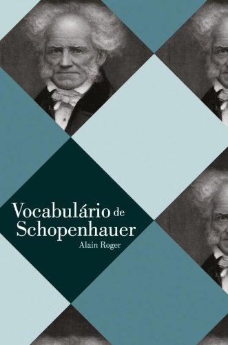 Vocabulário de Schopenhauer