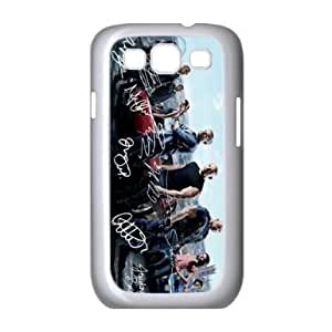 Autographs of Fast and Furious 6 main actors HD image printed custom designer Samsung Galaxy S3 I9300 hard case cover .