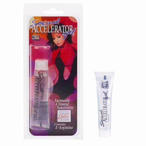 California Exotic Novelties Sexual Accelerator Gel, .5 oz - 2pc ()