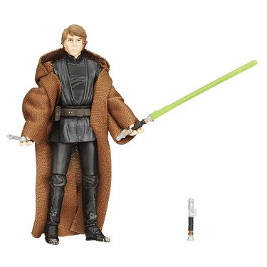 Star Wars 2015 The Black Series Luke Skywalker  Return Of The Jedi  Exclusive Action Figure 3 75 Inches
